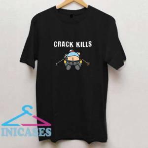 Plumbers Crack Kills T Shirt